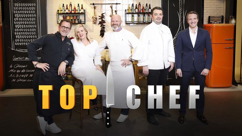 Top Chef le choc des brigades à voir en direct sur M6 : Replay vidéo concours cuisine sur 6Play