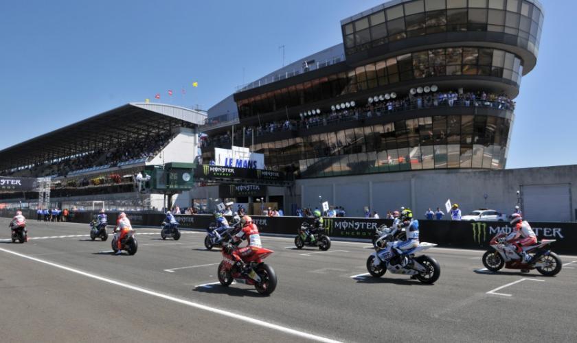 Grand Prix Moto de France en direct vidéo : Live et Replay Moto GP Le Mans, résultat et classement