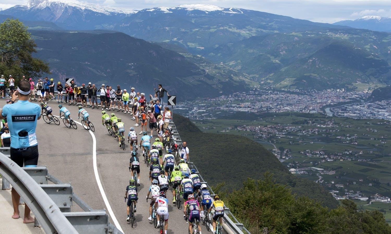 Voir la 16e étape du Tour d'Italie en vidéo live : Course en direct, classement et replay étape du Giro