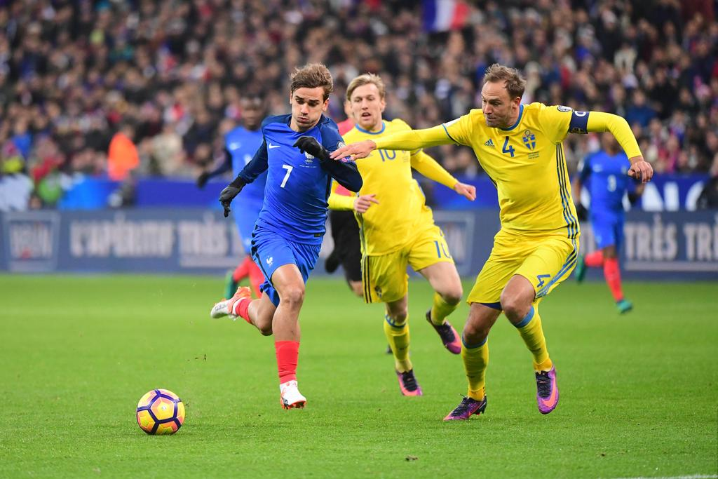 Comment regarder le match su de france en direct live tv replay vid o buts bleus r sultat - Coupe de france resultat direct ...