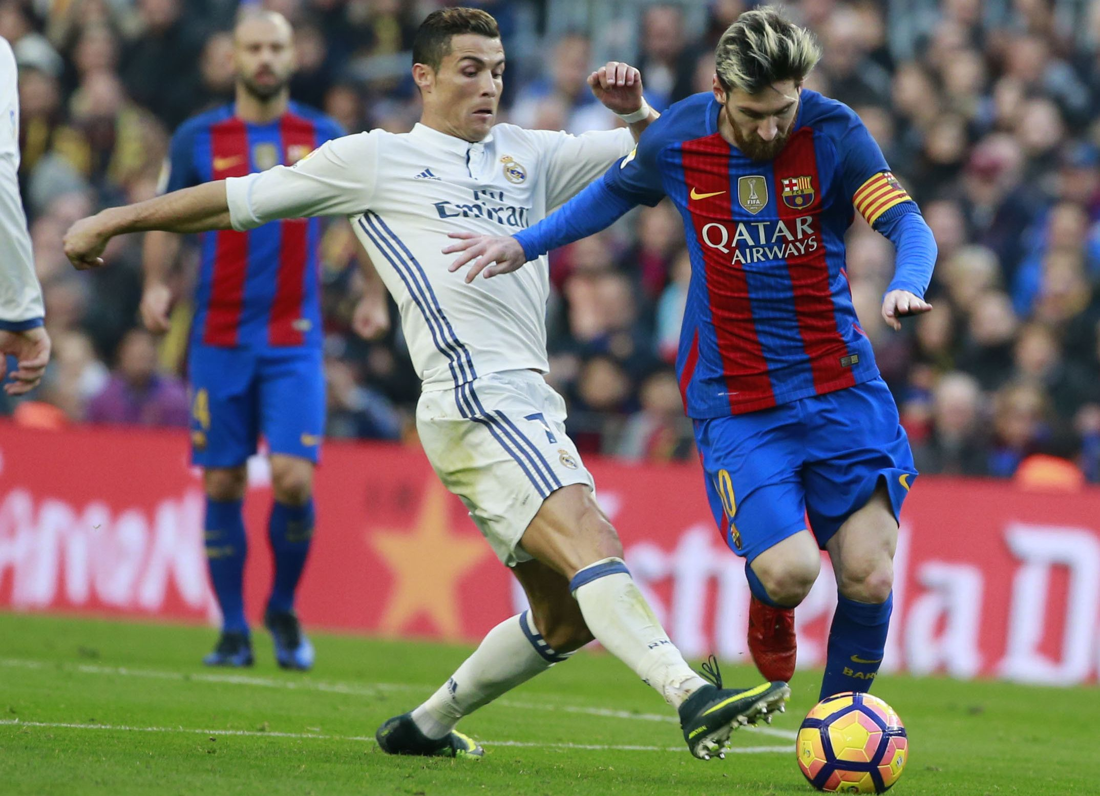 fcb real madrid live