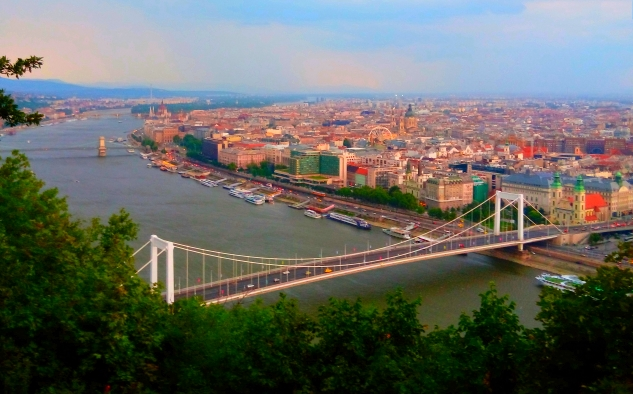 Budapest choisir un hôtel à Budapest