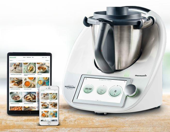 Polemique Autour Du Robot De Cuisine Thermomix Tixup Com