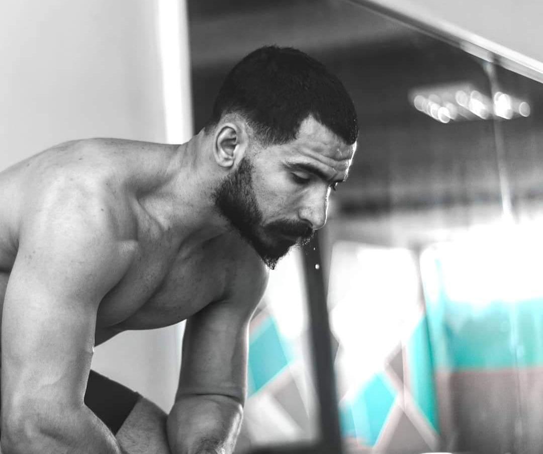 Who's the Joker, the Tunisian MMA fighter?