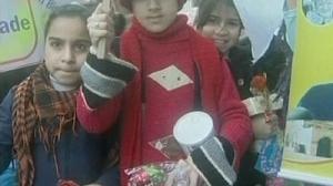Les enfants de Gaza aide les Haïtiens