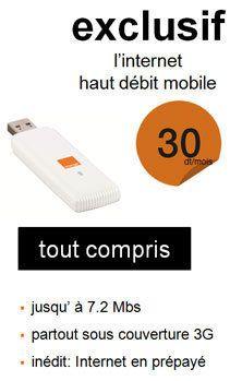 Clé Orange 3G+