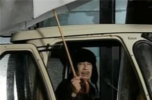 Mouamar Kadhafi