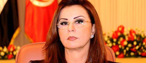Leila Trabelsi, épouse de Zine El Abidine Ben Ali