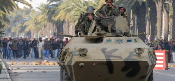 Levée du couvre-feu en Tunisie