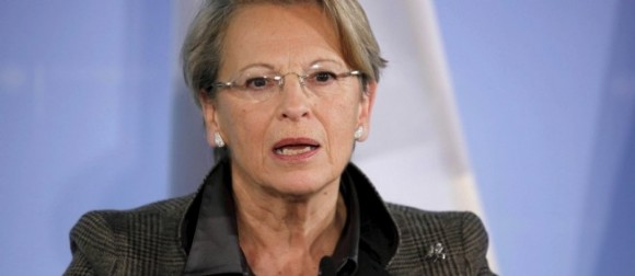 Michèle Alliot Marie : Ministre Française des Affaires Etrangères
