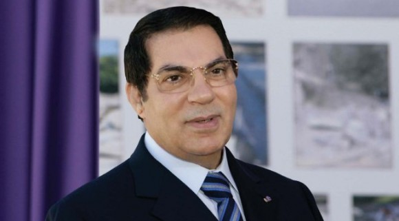 Zine El Abidine Ben Ali - ex-Président de la Tunisie