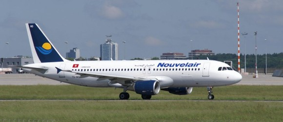 Airbus A320 - Nouvelair