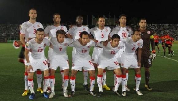 Tunisie - Championnat d'Afrique des Nations 2011