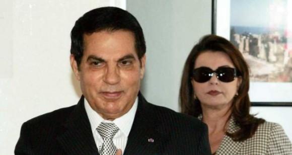 Zine El Abidine Ben Ali - Leila Trabelsi