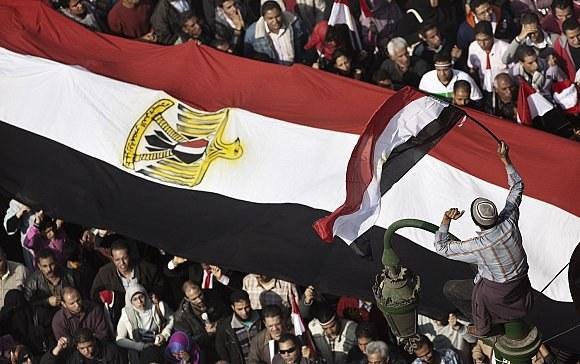 Révolution égyptienne