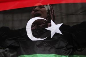 Drapeau de la révolution - Libye