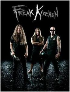 Freak Kitchen : groupe de Heavy Metal