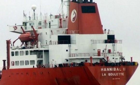 Le navire Hannibal II