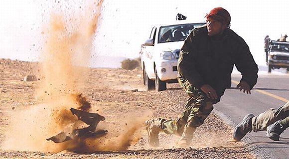 Militants Libye