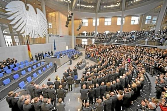 L'Allemagne reconnait la légitimité du Conseil National de transition libyen