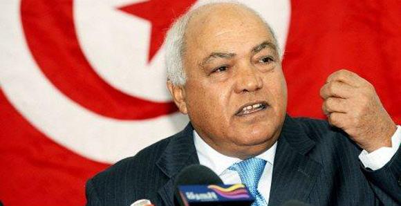 Ahmed Brahim : chef du Mouvement Ettajdid