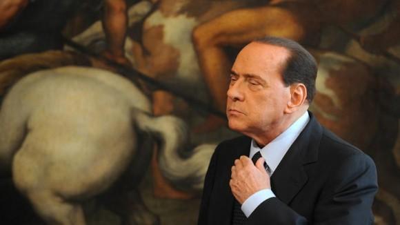 Silvio Berlusconi : Chef du gouvernement italien