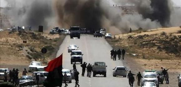 Des projectiles libyens sur le territoire tunisien