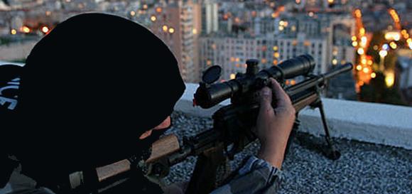 Tunisie: Des tirs ont été effectués par des snipers