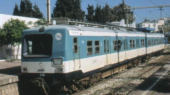 Un braquage de train spectaculaire dans la banlieue sud de Tunis