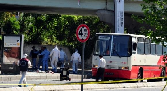 Explosion d'une bombe à Istanbul faisant huit blessés