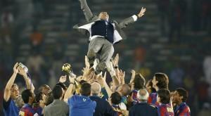 FC Barcelone - finale de la Ligue des Champions en 2009