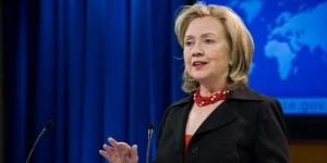 Hillary Clinton : secrétaire d'État américaine