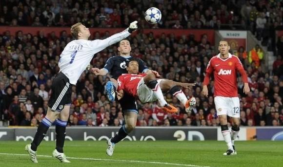 Manchester United Vs Schalke 04