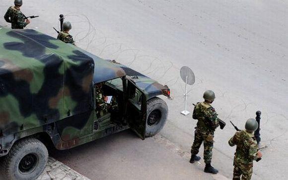L'armée tunisienne sur le pied de guerre avec des terroristes de l'AQMI