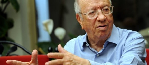 Béji Caïd Essebsi : Premier Ministre de la Tunisie