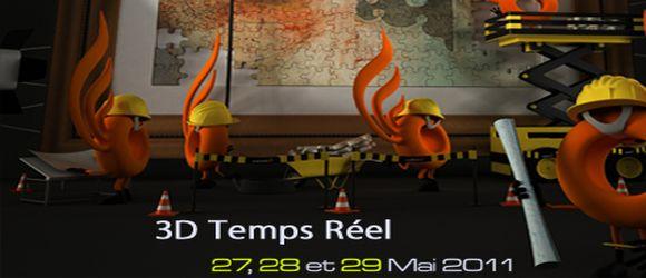 FAN 2011, la 3D en temps réel à Nabeul