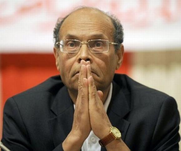 Moncef Marzouki : Président du Congrès Pour la République