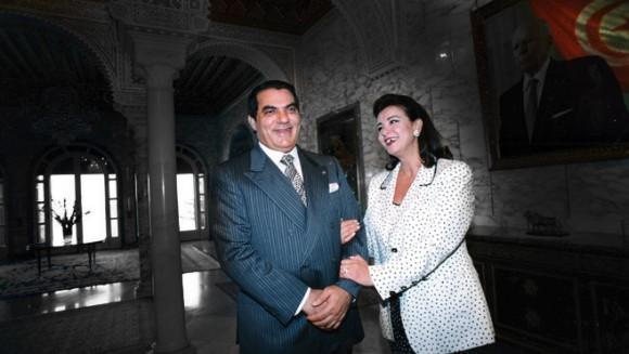 35 ans de prison pour Zine El Abidine Ben Ali & Leila Trabelsi