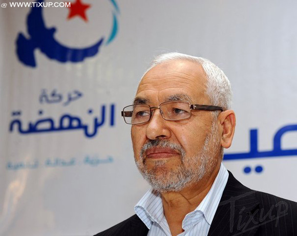 Rached Ghannouchi : Dirigeant du mouvement Ennahdha