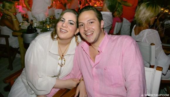 Nesrine Ben Ali & Sakher El Materi