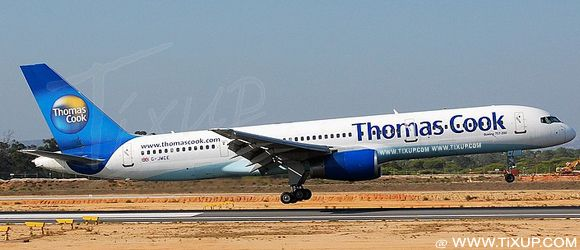 Thomas Cook pourrait s'installer en Tunisie - ©Tixup.com