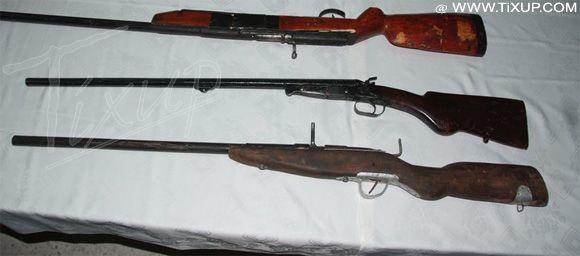 Arrestation d'un fabriquant d'armes à feu à Hafouz