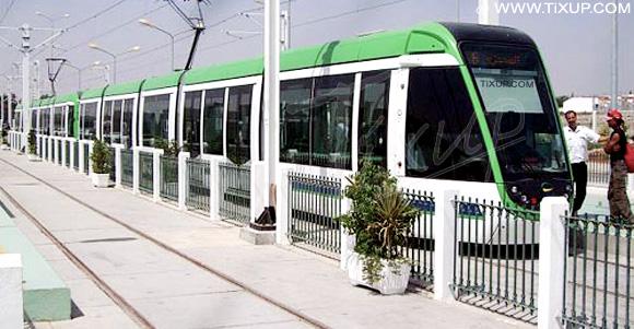 Tunisie: Braquge du métro en direction vers Ben Arous
