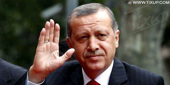 Recep Tayyip Erdogan : Premier ministre turc