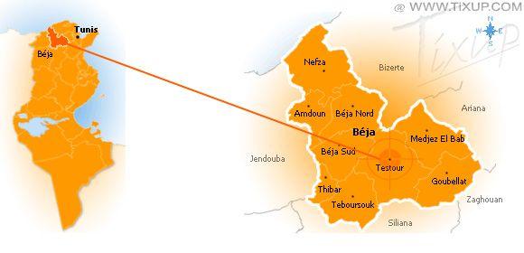 Testour (Béja) - Tunisie
