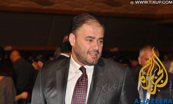 Wadah Khanfar - Ancien directeur général d'Al Jazeera