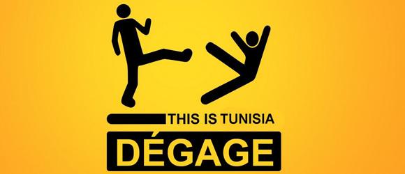 Dégage - Tunisie