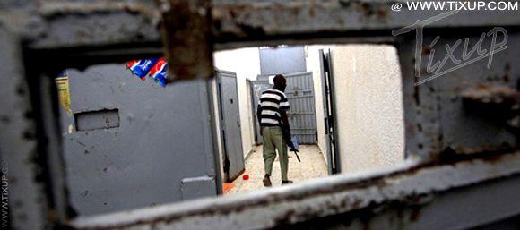 Prison - Tripoli - Libye