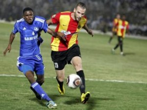 Esperance Sportive de Tunis - Al Hilal (Soudan)