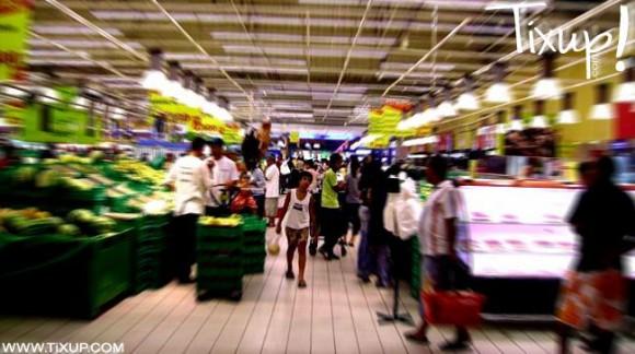 Carrefour - super marché